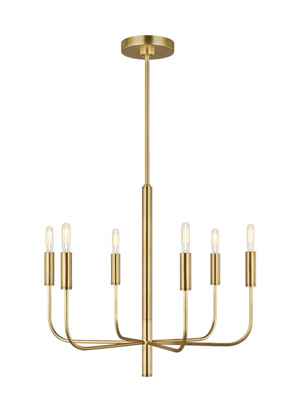 Brianna 6 - Light Chandelier