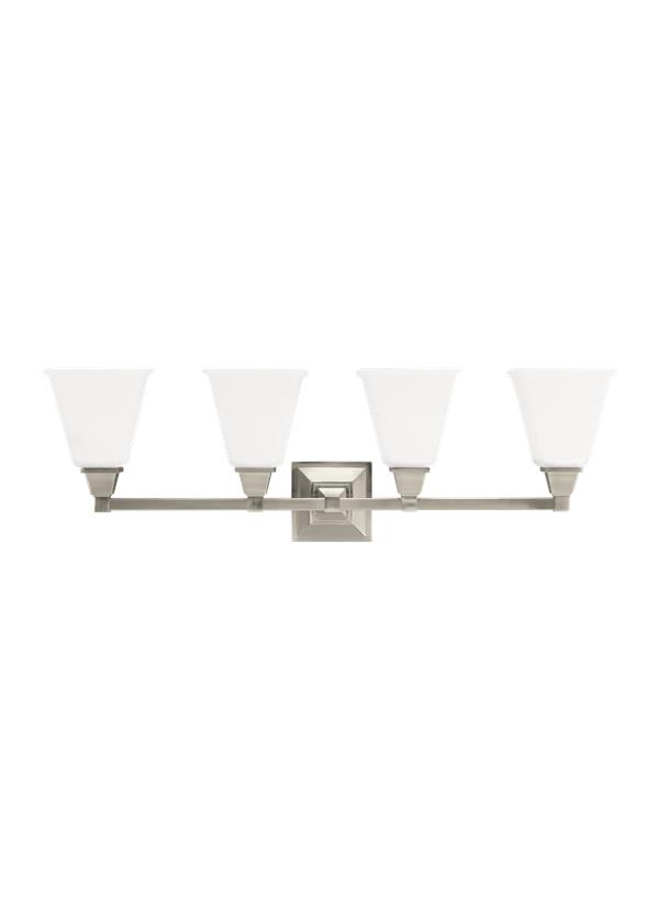 Denhelm Four Light Wall / Bath